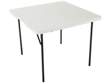 Picture of Oztrail 3' Fold In Half Blow Mould Square Table