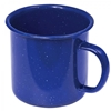 Picture of Campfire Enamel Mug Navy 9cm