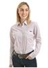Picture of Wrangler Women's Miranda Print Long Sleeve Shirt