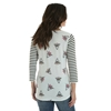 Picture of Wrangler Women's Printed Skull Top