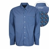 Picture of Wrangler Men's Rocco Print Long Sleeve Shirt