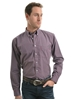 Picture of Pure Western Men Harrison Print Button Down L/S Shirt