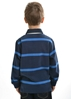 Picture of Thomas Cook Boys Wilmington Stripe Rugby Top