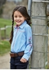 Picture of Thomas Cook Girls Dorothy Check Long Sleeve Shirt