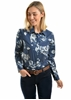 Picture of Thomas Cook Women's Pamela Print Long Sleeve Shirt