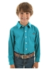 Picture of Pure Western Boys Dawson Long Sleeve Shirt