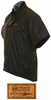 Picture of Outback Trading Company Mens Oilskin Sleeved Vest