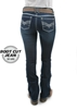 Picture of Pure Western Women's Hannah Boot-Cut Jean