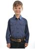 Picture of Thomas Cook Boys Alexandra Print Long Sleeve Shirt