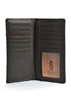 Picture of Wrangler Men Tex Bifold Rodeo Long Wallet Gift Pack Coffee
