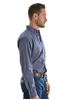 Picture of Wrangler Mens Archer Print Button Down Long Sleeve Shirt