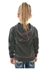 Picture of Pure Western Girl Monica Hoodie Charcoal
