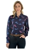 Picture of Thomas Cook Wmn Melinda L/S Shirt Flower Bloom