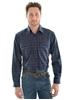 Picture of Thomas Cook  Men Coleman Check 2 Pocket L/Sleeve