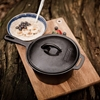 Picture of Campfire Cast Iron Saucepan 2 Quart