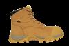 Picture of Diadora Craze Zip WIDE Wheat Work Boots