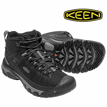 Picture of Keen Targhee EXP Mid WP Blk/Gry