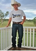 Picture of Wrangler Men's Rider Short Sleeve Tee