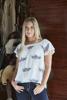 Picture of Wrangler Women's Billie Blouse S/Sleeve
