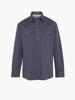 Picture of R.M. Williams Men's Longhorn Brigalow Shirt