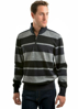 Picture of Thomas Cook Men Euroa Stripe Rugby Top