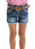 Picture of Pure Western Girls Ruby Denim Shorts