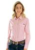Picture of Wrangler Women's Ellie Print L/S Shirt