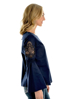 Picture of Wrangler Women's Dahlia Blouse
