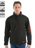 Picture of Wrangler Mens Logo Soft Shell Jacket