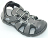 Picture of Jeep Terrain Sandal Kids Charcoal