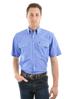 Picture of Thomas Cook Men's Grafton Stripe 2-Pocket Short Sleeve Shirt
