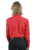 Picture of Thomas Cook Women's Heavy Drill 1/2 Placket Long Sleeve Shirt