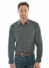 Picture of Pure Western Men's Bailey Print Long Sleeve Shirt