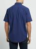 Picture of R.M.Williams Men's Hervey Short Sleeve Shirt Navy
