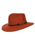 Picture of Thomas Cook Wanderer Crushable Wool Felt Hat