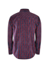 Picture of Pure Western Men Dalwood Check L/S Navy/Red