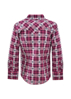 Picture of Pure Western Girls Shana Check Western L/S Shirt