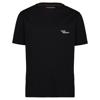 Picture of R.M.Williams Men's Byron T-Shirt Black/White