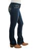 Picture of Pure Western Women's Lucinda Straight Leg Jean 32 Inch Leg