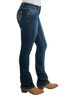Picture of Pure Western Women's Steph Boot-Cut Jean 34 inch Leg