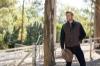 Picture of Thomas Cook Men Becker Faux/Oil Vest Rustic Mulch