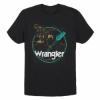 Picture of Wrangler Men's Eagle Short Sleeve T-shirt