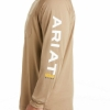 Picture of Ariat Rebar Heat Fighter Long Sleeve T-Shirt